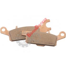 FA445 КОЛОДКА ТОРМОЗНАЯ ЗАДНЯЯ ЛЕВАЯ FA445 Godzilla