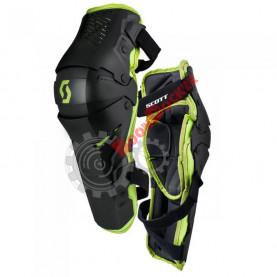 Защита коленей Trigger Knee Guard, черно/зеленая, размер универсальный SC_246382-0001222