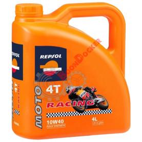 Масло моторное синтетическое REPSOL MOTO RACING 4T 10W40 4 литра