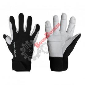 Перчатки FINNTRAIL ENDURO 2760 GREY, размер XL