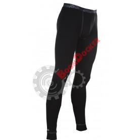 Кальсоны мужские Starks Warm Pants черные размер L