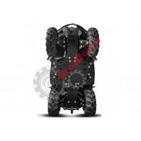 """K.6846.1 Защита днища Rival PE комплект для квадроциклов CF Moto X5 H.O. 2015-2021"""" X6 2019-2021"""""""