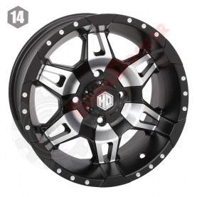 14HD703 Диск литой для atv STI HD7 14HD703 14x7 (4/156), +5, 4+3,