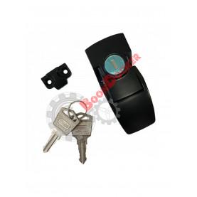 Замок с ключами GKA
