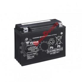 Аккумулятор YUASA AGM YTX24HL-BS 12V/22.1Ah обратная -/+ 205X87X162 mm YTX24HL-BS