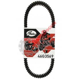 46G3569 Ремень вариатора для квадроциклов Arctic Cat TRV/MUD PRO 550/650/700 UA406/0823-013/46C3569/HPX2238