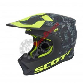 Шлем Scott 550 Camo ECE размер XXL черно-желтый SC_264413-1040010