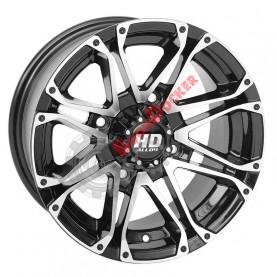 12HD307 Диск литой для atv HD3 12HD307 Black 12x7 (4/137), 5+2, +10, STI