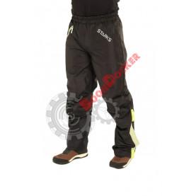 Дождевые брюки Dry Rain DR 219 мужские серо/салатовые, размер XXXL