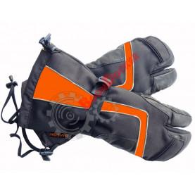 15004M Рукавицы Envision Heavy Glove Mitt черно-оранжевые размер M 15004M