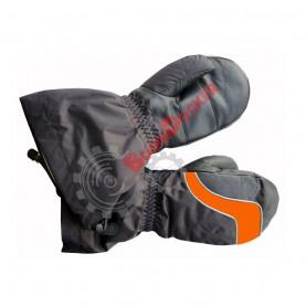 15005L Рукавицы Envision Heavy Mitt черно-оранжевые размер L 15005L