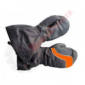 15005XL Рукавицы Envision Heavy Mitt черно-оранжевые размер XL 15005XL