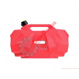 Канистра для кофра C405 Tesseract 7 литров красная для квадроциклов CFMOTO