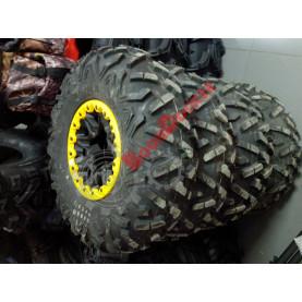 Комплект колес (шина Maxxis Bighorn 2.0 27х9х12, 27х11х12) с дисками 4х137 R12 Beadlock