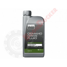 502099 Масло переднего редуктора полусинтетическое Demand Drive Plus 1 литр для квадроциклов Polaris 502094