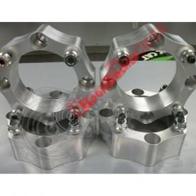 Проставка колес Yamaha, Stels,  4*110, 2.5 см  комплект из 2-х штук