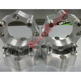 Проставка колес Yamaha, CF, Stels,  4*110, 2.5 см  комплект из 2-х штук