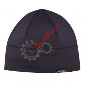 Шапка Ski-Doo Compact Thin Beanie черная One size 4477040090