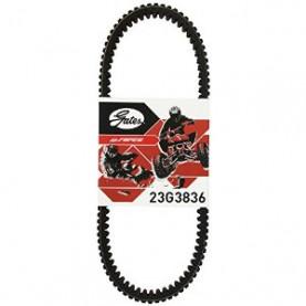 23G3836 Ремень вариатора GATES 23G3836 Polaris Sportsman 550, 850, 2009-2013, Scrambler 850 3211123