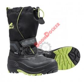 5262-514 Ботинки Snow Boots Lime детские, размер 12 (длина ступни 18,1 см) 5262-514