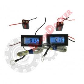 000000791 Индикатор температуры двигателя Питон 22