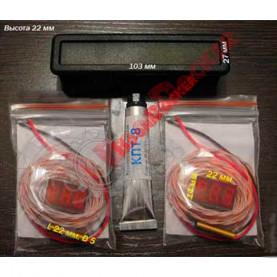 Датчик температуры Мото-Термометр