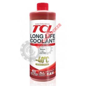 Антифриз TCL LLC Long Life Coolant красный -40°C 1 литр LLC33121