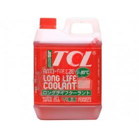 Антифриз TCL LLC Long Life Coolant красный -40°C 2 литра LLC00864