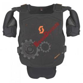 Защита тела SCOTT Body Armor Protector Softcon 2 , черная, размер XL-XXL SC_263266-0001798