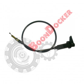 137-4253 Трос топливного корректора Тайга 1 карб 020080-137-4253/С40800100