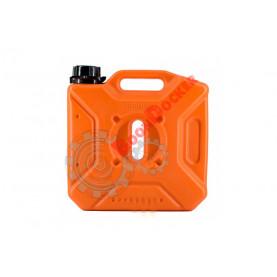 Экспедиционная канистра Экстрим + 5 литров оранжевая