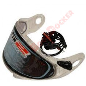 Визор с подогревом для шлема FF386 RIDE SNOW