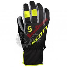 Перчатки мужские SCOTT Arctic GTX черно-жёлтые, размер XXL SC_278618-6802010