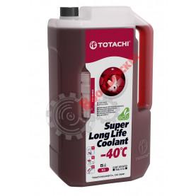 Антифриз TOTACHI SUPER LONG LIFE COOLANT красный -40°C 5 литров