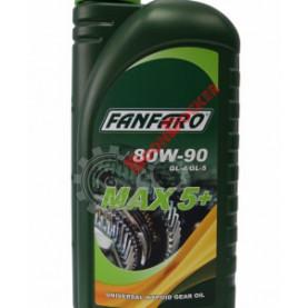 Масло Fanfaro FF MAX 5 80W90 1 литр