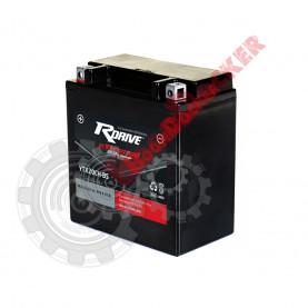 YTX20CH-BS Аккумулятор R-DRIVE  YTX20CH-BS (175*87*155)