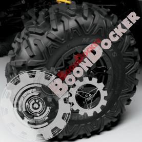 Комплект колес (шина Maxxis Bighorn 2.0 29х9х14, 29х11х14) с дисками 4х1156 R14
