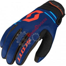 Перчатки Insulated 350 сине/оранжевые, размер XL