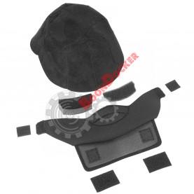 Носовой дефлектор для шлема Winter kit 550 black, размер ONE SIZE SC_264069-0001222