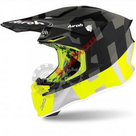Шлем Airoh Twist 2.0 Frame anthracite matt размер XXL AI34A13TW21LC_XXL