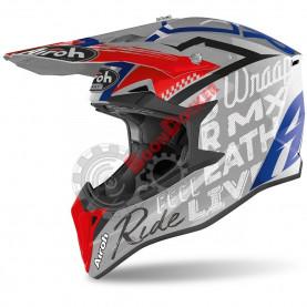 Шлем Airoh Wraap Street Grey metall gloss размер XS AI32A13919WLS_XS