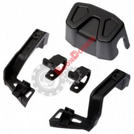 715001379 Крепление защиты рук черное Can-Am 715001379
