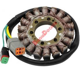 01-245-01 Статор магнето, генератора Skandic/Summit/MX Z/GSX /GTX/Legend 410922993/420889905