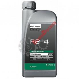 502484 Масло моторное синтетическое PS-4 Synthetic 5W-50 4Т 1 литр для Polaris 502120/2876244